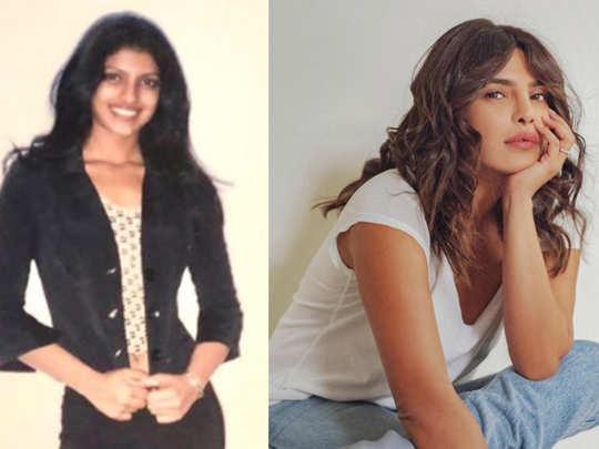 Priyanka Chopra Shares Throwback Photo