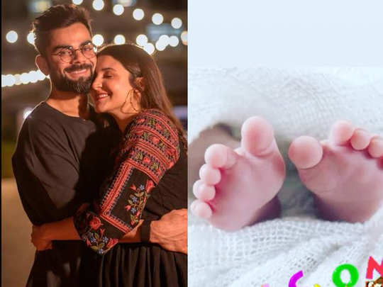 Anushka Sharma and Virat kohli baby girl Name