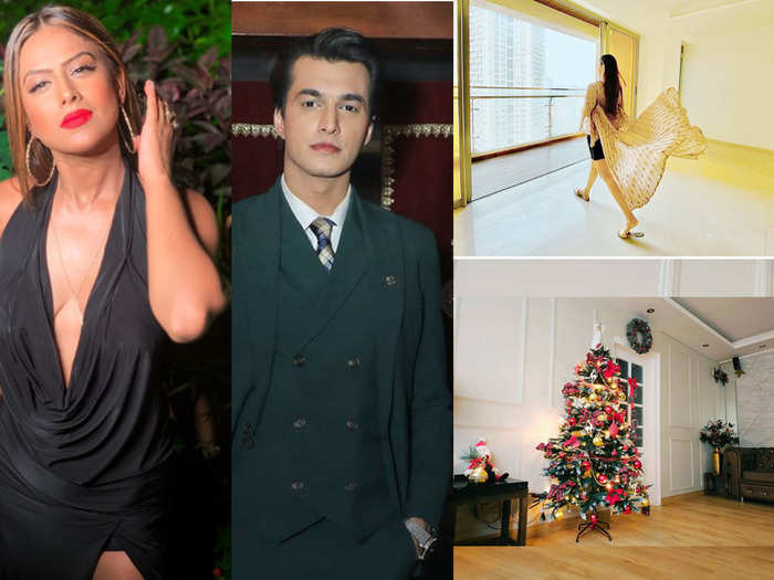 nia sharma to mohsin khan tv celebs who bought luxury homes in mumbai recently watch inside viral photos