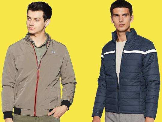 Winter Jackets On Amazon : इन Men's Jackets On Amazon में मिलेगा स्टाइलिश लुक, हैवी डिस्काउंट पर ऑर्डर करें