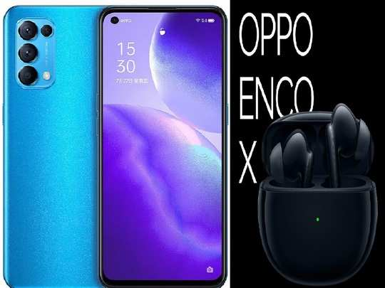Oppo Reno 5 Series Oppo Ecno X Earbuds Launch