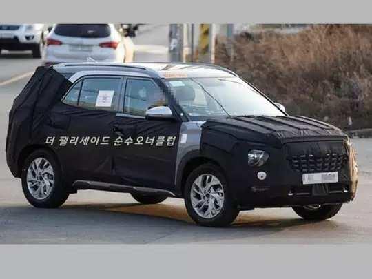 Hyundai To Launch New 7 Seater Creta Based SUV