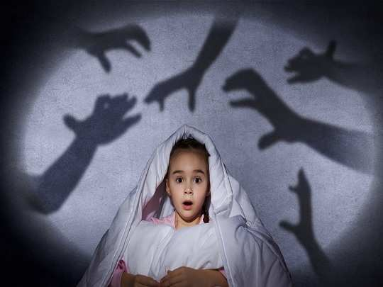 how to deal with bad dreams in toddlers in hindi