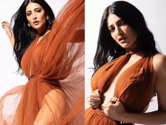 fashion tips in marathi: श्रुती हसनने केले नवीन फोटोशूट, पाहा तिचा ग्लॅमरस  अवतार - shruti haasan latest magazine photoshoot see her glamorous photos  in marathi | Maharashtra Times