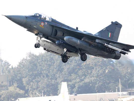 tejas fighter plane