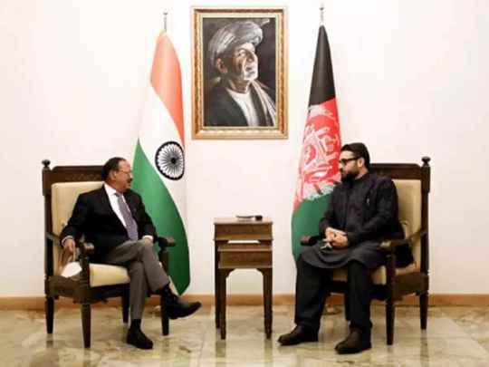 Doval-Afghan-News