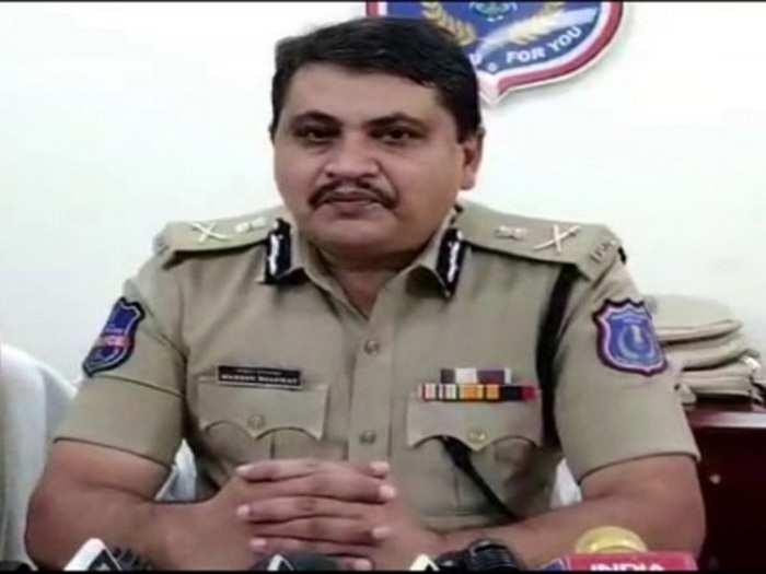 police commissioner mahesh bhagwat