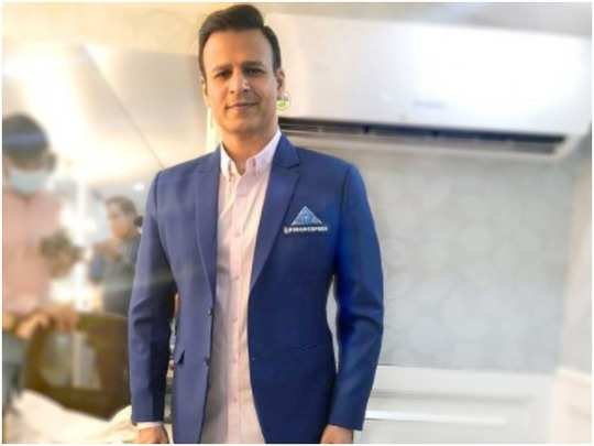 Bollywood actor Vivek Oberoi is currently in Dubai