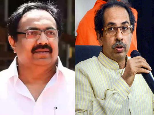 Jayant Patil-Uddhav Thackeray