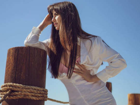 arbaaz khan girlfriend giorgia andriani shares beach and poolside stunning photos