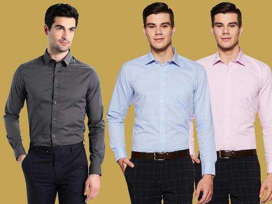 Formal Shirt on Amazon : सिर्फ 429 रुपए में मिल रही है बढ़िया क्वालिटी की Formal Shirt