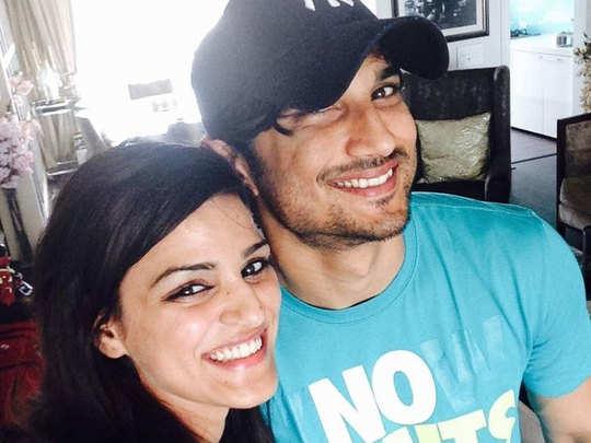 सुशांत और उनकी बहन (फाइल फोटो)
