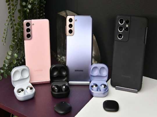 Samsung Galaxy S21 Series Launched Galaxy Buds Pro