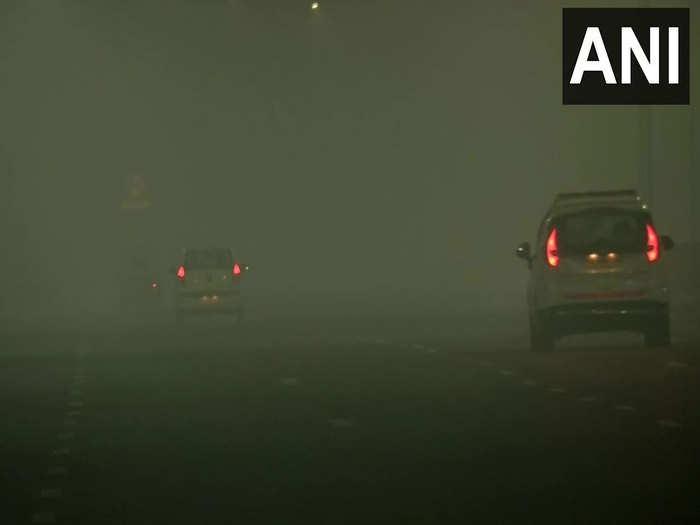 weather live updates in india: dense fog continue in delhi and north india, still severe cold wave