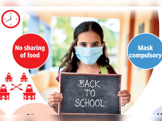 school reopen in delhi after corona vaccine parents and students know about guideline which follow before go to school
