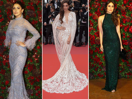 from anushka sharma to deepika padukone bollywood actress wore heaviest lehenga