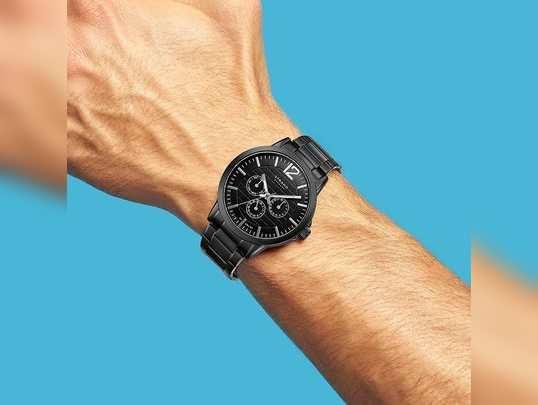 परफेक्ट स्टाइलिश लुक के लिए Amazon से ऑर्डर करें ये Mens Watch, मिल रहा है बम्पर डिस्काउंट