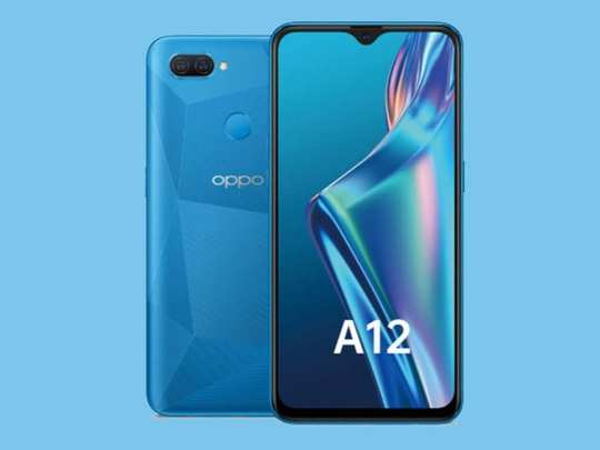 Oppo Budget Mobile OPPO A12 Price Cut Again