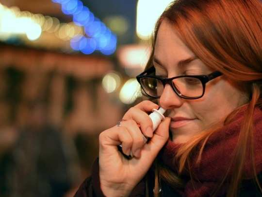 home remedies to treat dry nose due to cold