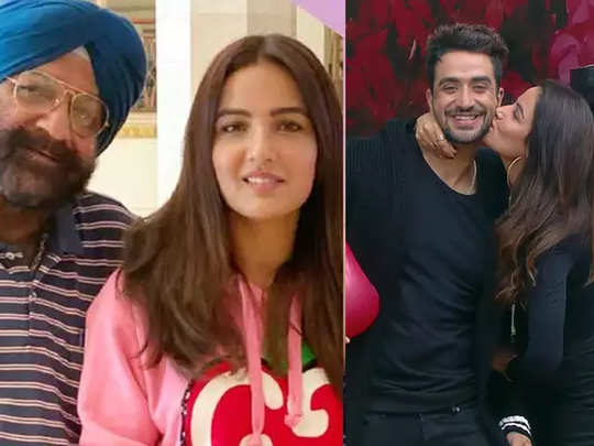 Jasmin's father Surpal Singh about his daughter's relationship