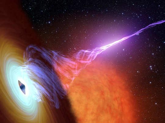 scientists say unlimited energy can be harnessed from black holes