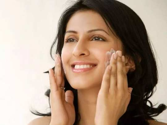 use this natural face pack every morning to get rid of dull skin in marathi