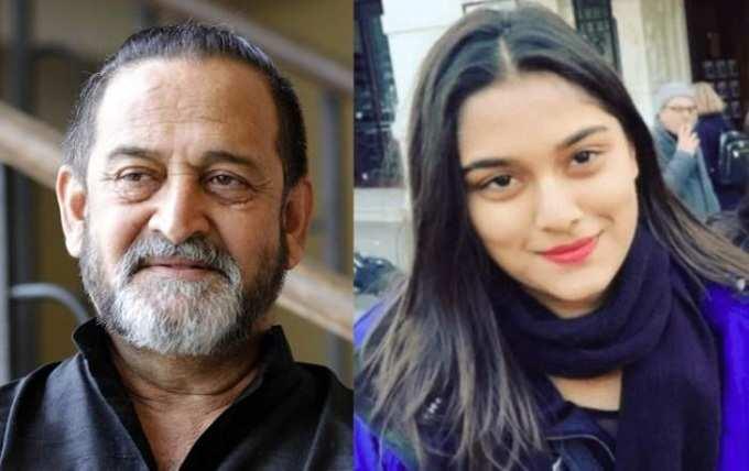 Mahesh Manjrekar Daughter Saiee Manjrekar