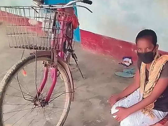 darbhanga cycle girl jyoti kumari brand ambassador drug addiction campaign bihar nitish kumar govt big decision