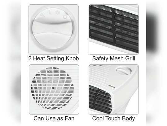 कड़ाके की ठंड से राहत देंगे यह Room Heater on Amazon, हैवी डिस्काउंट पर खरीदें