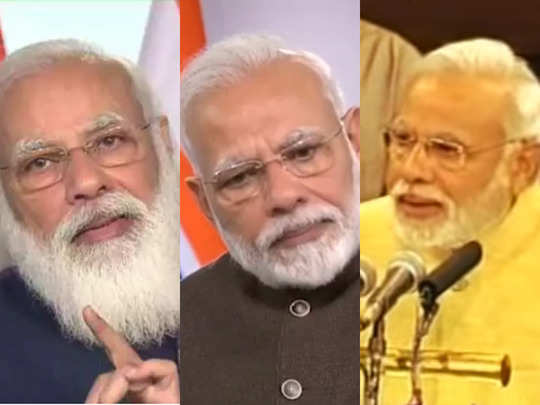 moments when pm narendra modi became emotional