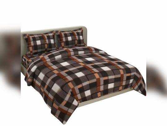 Warm Bedsheets on Amazon: कड़ाके की सर्दी में वॉर्म रखेंगी यह बेडशीट, 500 रुपए से भी कम में खरीदें