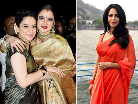 due to these reasons bollywood actresses have bad relations with their families in marathi