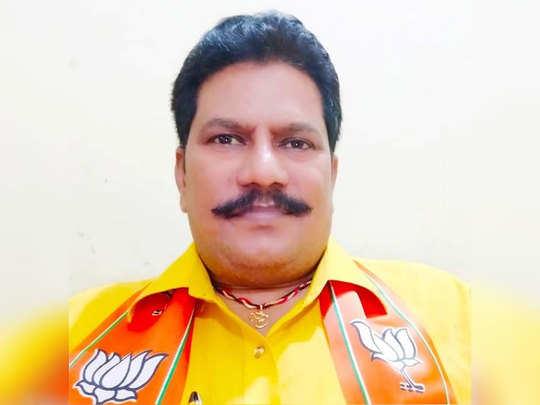 आरोपी बीजेपी नेता राजीव कश्यप