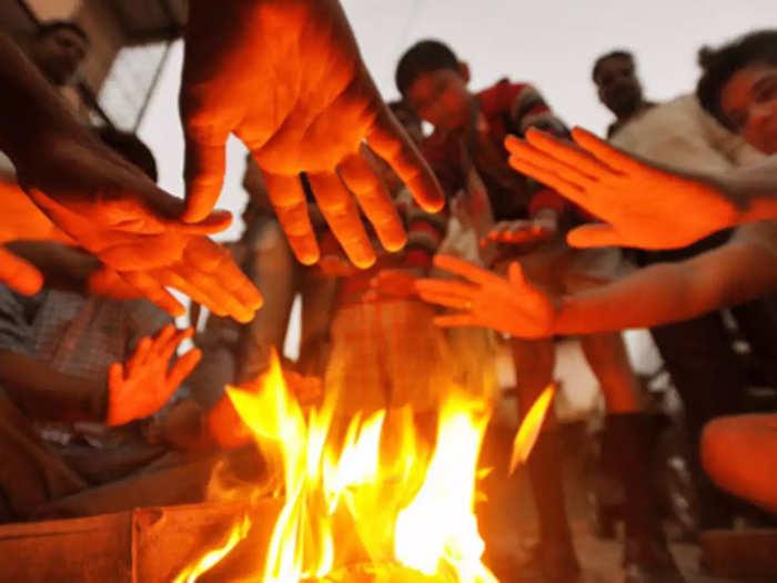 राज्यात थंडीचा कडाका वाढणार; गोंदिया राज्यात नीचांकी