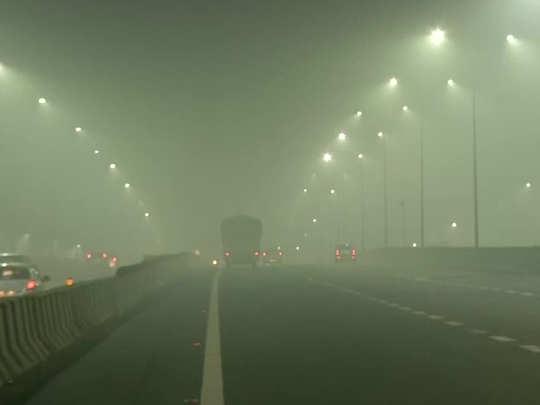 Fog in Delhi : दिल्ली में आज भी छाया है कोहरा, सोच-समझकर बनाएं सुबह का प्लान
