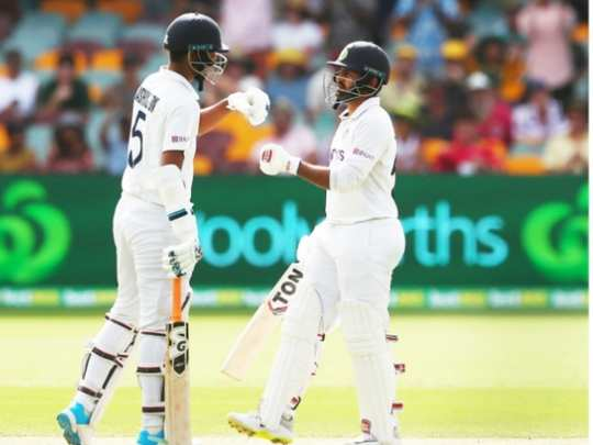 india vs australia virender sehwag vvs laxman virat kohli praise shardul thakur washington sundar batting performance in brisbane test