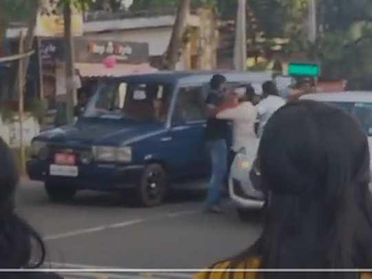 Attack Against KB Ganesh Kumar MLA