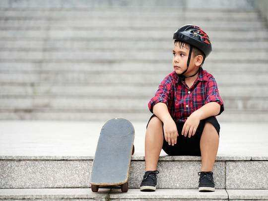 why children faces sweat problem even in cold days everyone should to know in marathi