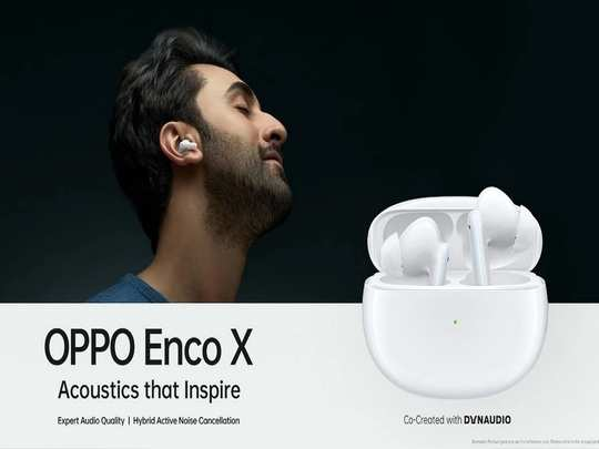 oppo Enco X Earbuds Oppo Reno 5 Pro 5G launched