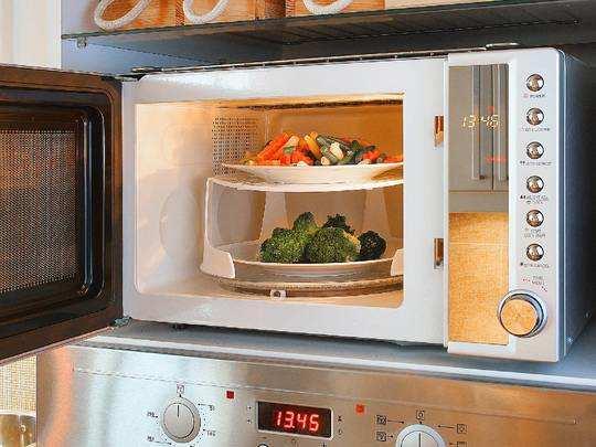 Microwave Oven On Amazon : इन Microwave Oven से कुकिंग होगी आसान, घर में ही बनाएं पिज्जा और केक