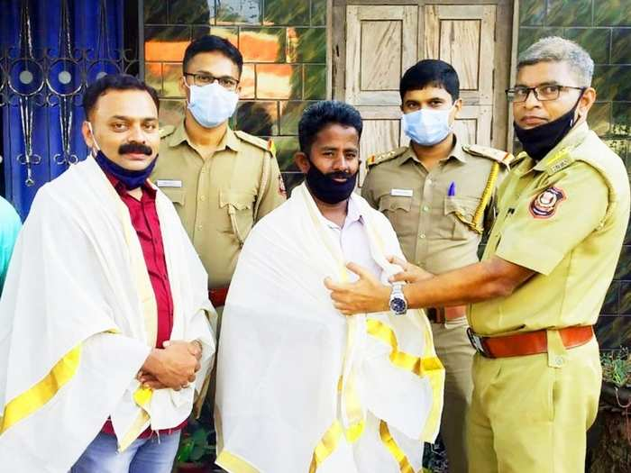 Youth Saves Life Of Driver in Malappuram