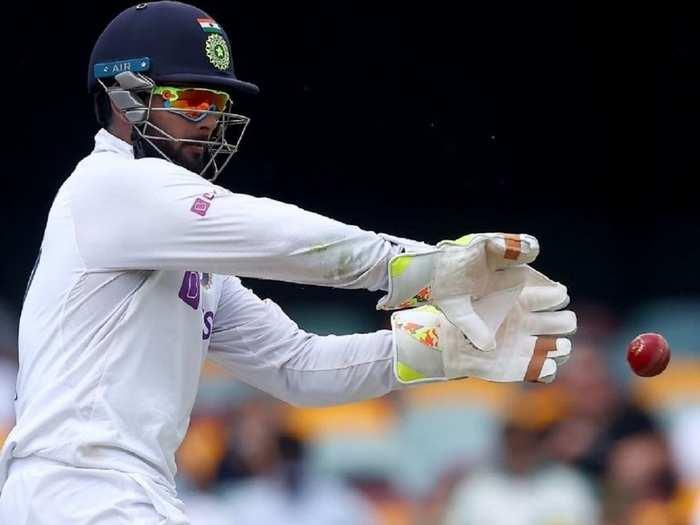 Rishabh Pant in Gabba Test 2021