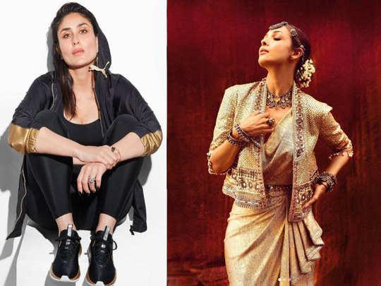 malaika arora to kareena kapoor who looks better in matt finfish makeup