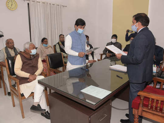 shahnawaz hussain property assets bihar legislative council by election mukesh sahni property