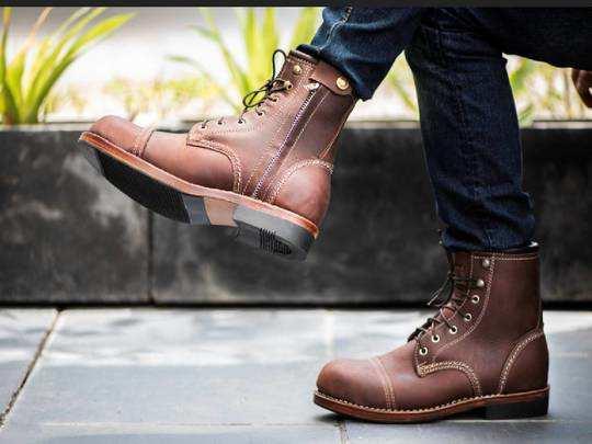 Republic Day Sale : Amazon Sale से मात्र 573 रुपए में खरीदें Mens Boots, मिल रही है बंपर छूट