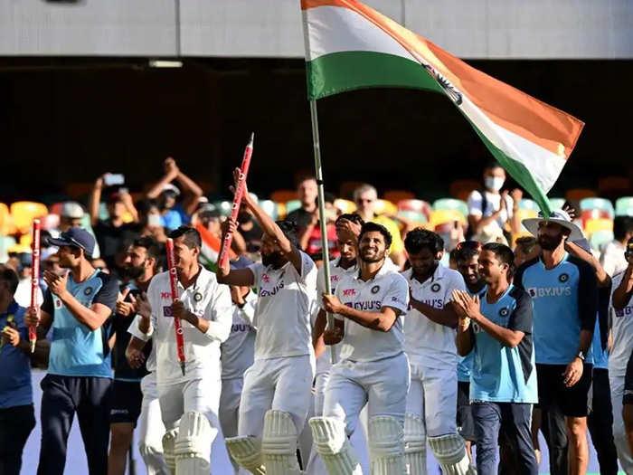 भारतीय क्रिकेट संघाचा विजय