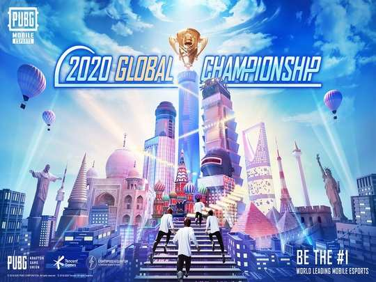 PUBG Mobile Global Championship 2020 Details