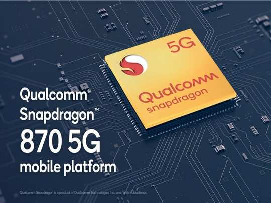 Qualcomm Snapdragon 870 processor launched Specs