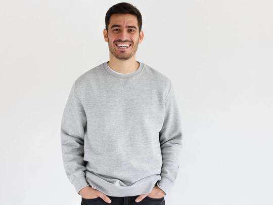 Amazon Great Republic Day Sale : हैवी डिस्काउंट पर ऑर्डर करें स्टाइलिश Men's Sweatshirts