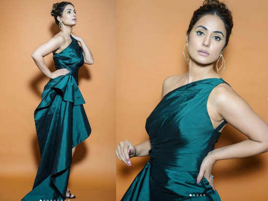 how hina khan maintain her skin glow there are the secrets